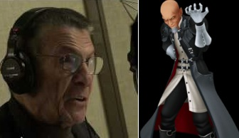 Nimoy as Xehanort