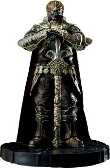 Highly Detailed Ganondorf Statue