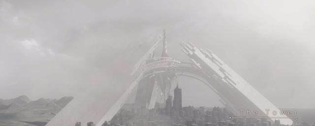 NieR Automata Tower