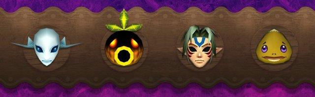 MM Transformation Masks