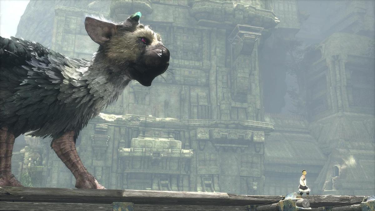 Nudgy Controls Part III: How the Last Guardian Turned Gameplay into Story